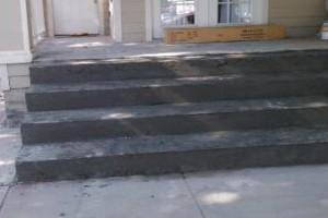 Photo #2: Gene Residental concrete work