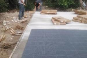 Photo #7: Gene Residental concrete work
