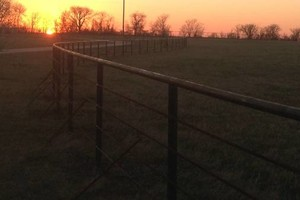 Photo #1: Triple C construction. Pipe fencing