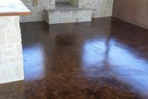 Photo #3: Decorative Concrete - Acid Stain, Epoxy, Bldg Slabs... We do it all!!