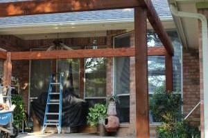 Photo #20: Proper Deck and Fence - Outdoor living, treehouses, Patios, carpentry
