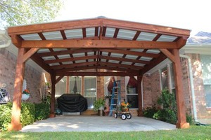 Photo #19: Proper Deck and Fence - Outdoor living, treehouses, Patios, carpentry