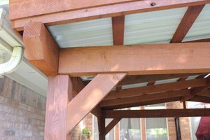 Photo #18: Proper Deck and Fence - Outdoor living, treehouses, Patios, carpentry