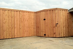 Photo #17: Proper Deck and Fence - Outdoor living, treehouses, Patios, carpentry