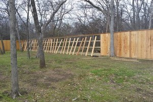 Photo #16: Proper Deck and Fence - Outdoor living, treehouses, Patios, carpentry
