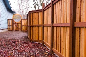Photo #15: Proper Deck and Fence - Outdoor living, treehouses, Patios, carpentry