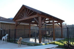 Photo #7: Proper Deck and Fence - Outdoor living, treehouses, Patios, carpentry