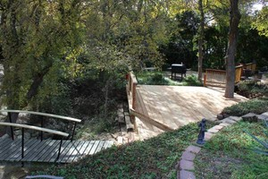 Photo #2: Proper Deck and Fence - Outdoor living, treehouses, Patios, carpentry