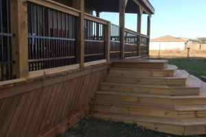 Photo #13: Decks..Outdoor Living greenhouses and More