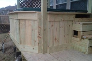 Photo #8: Decks..Outdoor Living greenhouses and More