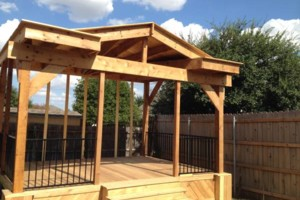 Photo #4: Decks..Outdoor Living greenhouses and More