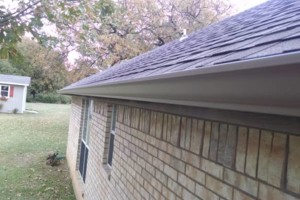Photo #11: Seamless gutters -  $2.85 per ft