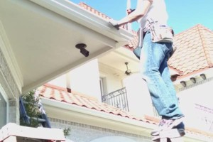 Photo #9: Seamless gutters -  $2.85 per ft