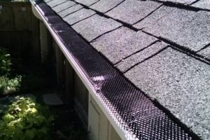 Photo #8: Seamless gutters -  $2.85 per ft