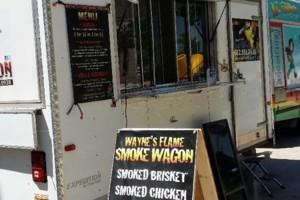 Photo #4: Wayne's Flame. GOUMET CATERING - Smoked Meats!