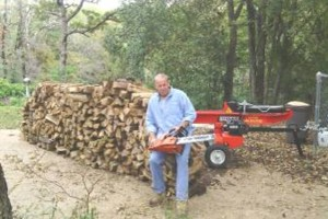 Photo #1: SEASONED OAK FIREWOOD (pick up or delivery)