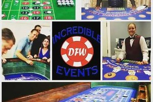 Photo #2: Book your Casino Party and save! Incredible Events DFW