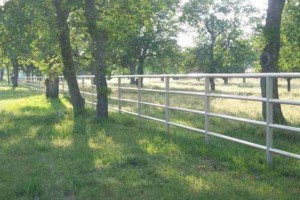 Photo #6: Fences and Welding! Pipe fences/Barbed Wire/Field fences
