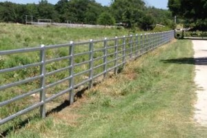Photo #8: Fences and Welding! Pipe fences/Barbed Wire/Field fences