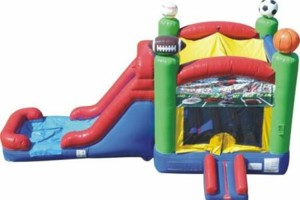 Photo #3: BOUNCE HOUSE AVAILABLE FOR THIS WEEKEND!