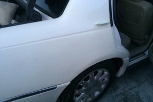 Photo #1: Quality Mobile Auto Body Repair by Tom