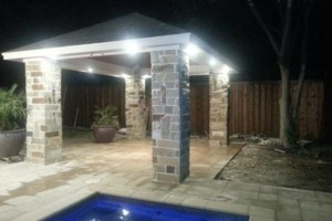 Photo #3: PauLauren Designs (stone & brick mason/ landscaping)