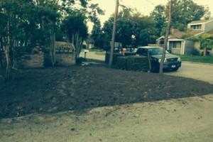 Photo #13: Bono complete lawn service