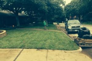 Photo #10: Bono complete lawn service