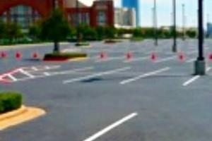 Photo #2: ASPHALT / CONCRETE DRIVEWAYS AND PARKING LOTS