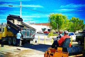 Photo #4: ASPHALT / CONCRETE DRIVEWAYS AND PARKING LOTS