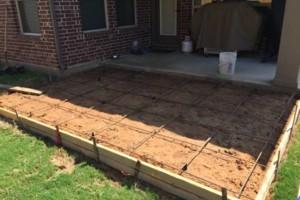 Photo #2: Entire METROPLEX Small Concrete Jobs