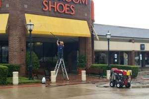 Photo #6: Commercial Power Washing