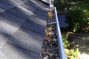 Photo #2: Top Quality Gutter Cleaning - Count Sparkula Cleaning