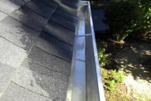 Photo #1: Top Quality Gutter Cleaning - Count Sparkula Cleaning