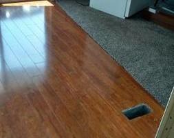 Photo #9: El Numeco. Carpet, hardwood, laminate, tile install...