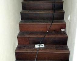 Photo #3: El Numeco. Carpet, hardwood, laminate, tile install...