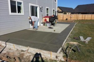 Photo #4: CONCRETE, QUALITY WORK, FAIR PRICING!