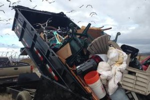 Photo #7: JUNK REMOVAL - whatever you want gone