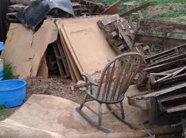 Photo #1: JUNK REMOVAL - whatever you want gone