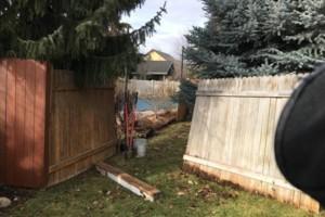 Photo #4: The Fence Doctor - Vinyl, Cedar, Chain Link Fence, Custom Walk Gates