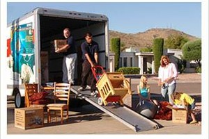 Photo #1: Need movers + truck? $50.00/h for two men