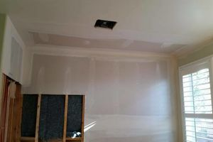 Photo #2: Drywall Repairs Done Right!