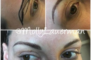 Photo #7: Permanent Eyebrows