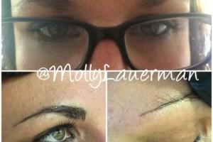 Photo #5: Permanent Eyebrows