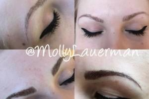 Photo #4: Permanent Eyebrows