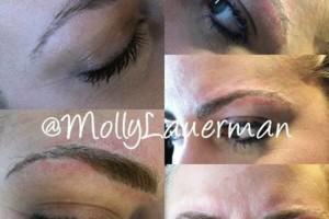 Photo #3: Permanent Eyebrows