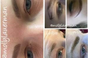 Photo #1: Permanent Eyebrows