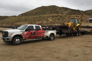 Photo #1: J&B flatbed service. Hotshot Hauling Service/ Transport