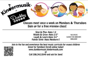 Photo #1: Kindermusik and Disney Classes