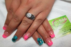 Photo #3: NAILS SPECIAL! Set of nails $25. Envy Nails salon